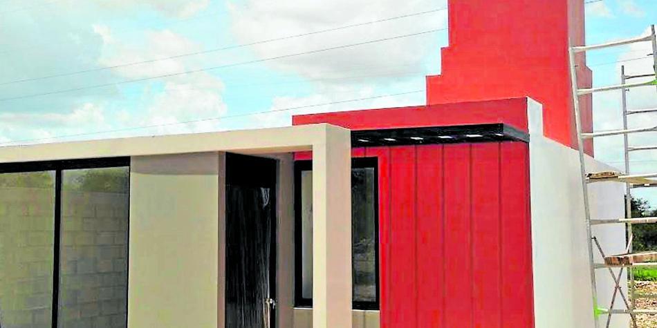 Vivienda 'lego' minimiza costos de construcción